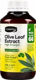 Olive Leaf Extract Capsules (Medi Olive 66) Large 120 Caps
