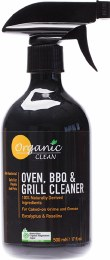 Oven, BBQ & Grill Cleaner Eucalyptus & Rosalina 500ml