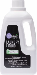 Laundry Liquid Cedarwood & Eucalyptus 1.25L