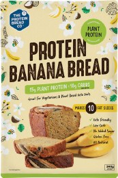 Protein Banana Bread Plant Protein 340gm