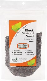 Spices Black Mustard Seed 80gm