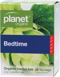 Herbal Tea Bags Bedtime 25 Bags