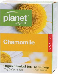 Herbal Tea Bags Chamomile 25 Bags