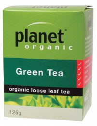 Herbal Loose Leaf Tea Green Tea 125gm