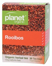 Herbal Tea Bags Rooibos 25 Bags