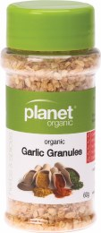 Spices Garlic Granules 60gm