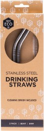 Stainless Steel Straws - Bent 2