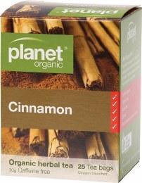 Herbal Tea Bags Cinnamon 25