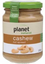 Nut Spread Cashew 250gm