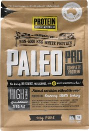 PaleoPro (Egg White Protein) Pure 400gm