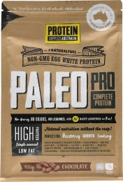 PaleoPro (Egg White Protein) Chocolate 400gm