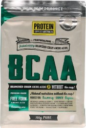 Branched Chain Amino Acids Pure 200gm