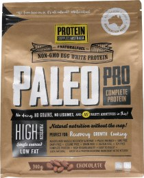 PaleoPro (Egg White Protein) Chocolate 900gm