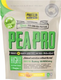 PeaPro (Raw Pea Protein) Honeycomb 0.5kg