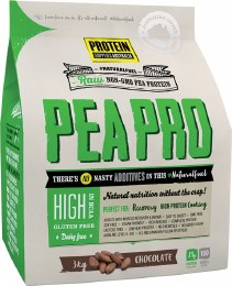 PeaPro (Raw Pea Protein) Chocolate 3kg