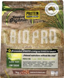 BioPro (Sprouted Brown Rice) Chocolate & Hazelnut 1kg