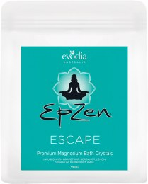 Magnesium Bath Crystals EpZen - Escape 900gm