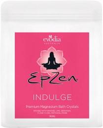 Magnesium Bath Crystals EpZen - Indulge 900gm
