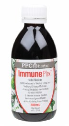 Herbal Remedy Immune-Plex 200ml