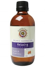 Massage Oil Relaxing 200ml