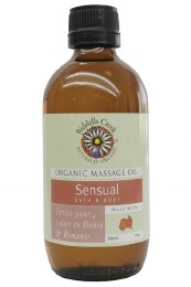 Massage Oil Sensual 200ml