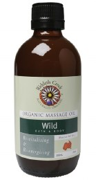 Massage Oil Wild 200ml