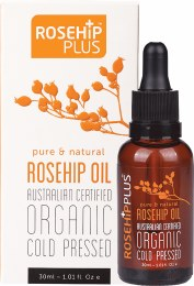 Rosehip Oil ACO Certified & Cold Pressed 30ml