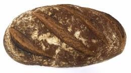 Dark Sour Quinoa Vienna Sourdough 720gm (Sliced)