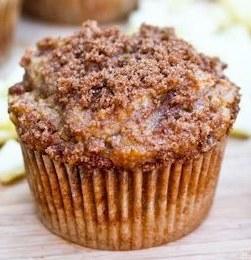 Muffin Gluten Free Date & Walnut
