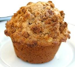 Muffin Gluten Free Apple & Cinnamon