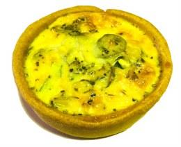 Tart Savoury Fetta Cheese & Kalamata Olive