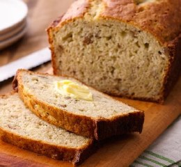 Banana & Walnut Bread Loaf 500gm