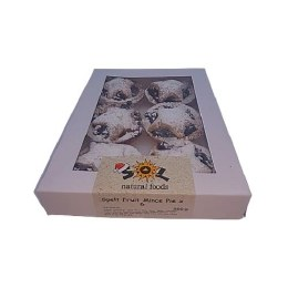 Spelt Fruit Mince Pies 6 Pack Wheat Free 300g