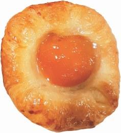 Danish Apricot & Custard