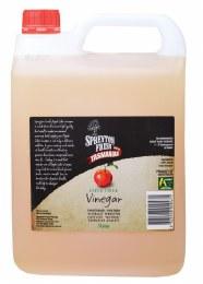 Apple Cider Vinegar Unpasteurised & Unfiltered Bulk 5L