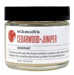 Deodorant Jar Cedarwood & Juniper 56gm