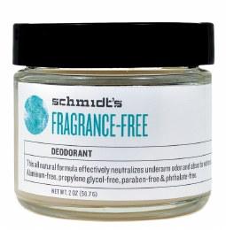 Deodorant Jar Fragrance Free 56gm