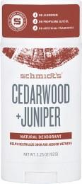 Deodorant Stick Cedarwood & Juniper 92gm