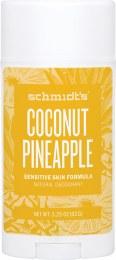 Deodorant Stick - Sensitive Skin Coconut Pineapple 92gm