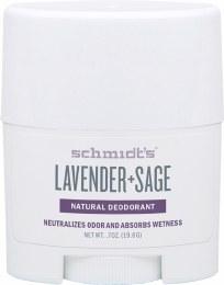 Travel Deodorant Stick Lavender & Sage