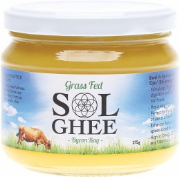 Grass Fed Ghee 275gm