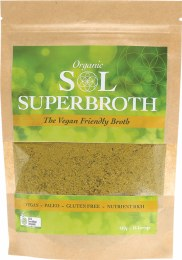 Superbroth Vegan Friendly Broth 130gm
