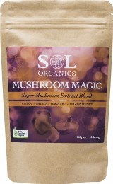 Mushroom Magic Super Mushroom Extract Blend 100gm