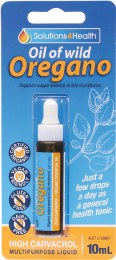 Oil of Wild Oregano 10ml