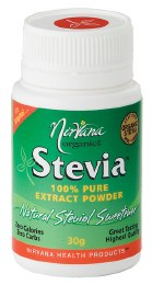 Stevia 100% Pure Extract Powder 30gm