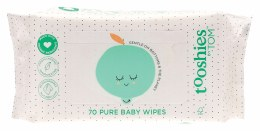 Pure Baby Wipes 70