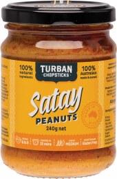 Curry Paste Satay Peanuts