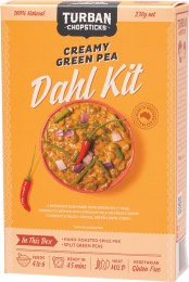 Dahl Kit Creamy Green Pea