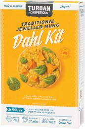 Dahl Kit Traditional Jewelled Mung
