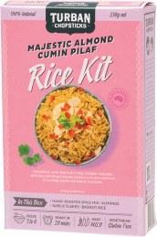 Rice Kit Majestic Almond Cumin Pilaf